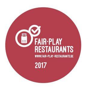 Fair-play restaurants